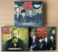 Mr. Big ... The Stories We Could Tell - Near Mint 2CD's+DVD 3D-Slipcase HQCD Ltd
