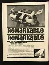 Renault Cars Automobilia Advertising Collectables