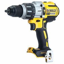 Dewalt DCD996N 18V XR 3-Speed Brushless Hammer Combi Drill Body Only Ex DCD996N