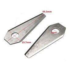 BOSCH Indego - Ersatzmesser Messer Messerbalken Klinge Mähroboter Mower Blade