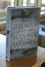 A Scourge of Wolves by David Gilman (MoW 5) SIGNED & DATED First Edition (1/1)