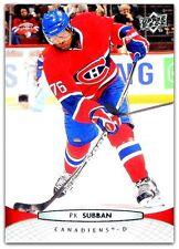 2011-12 Upper Deck 1 & 2  *** PICK 10 Cards ***   Complete Your Base SET