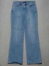 RD07437 **JAG** BOOT CUT WOMENS JEANS sz14; SOLID JEANS