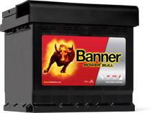 Banner Starterbatterie Power Bull 12V 44Ah 013544090101  420AEN  P4409