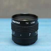 Pentax TV 50mm f/1.4 Lens Project Lens No Mount