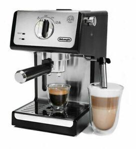Delonghi ECP3420 15 Bar Pump Cappuccino Espresso Latte Coffee Machine Used