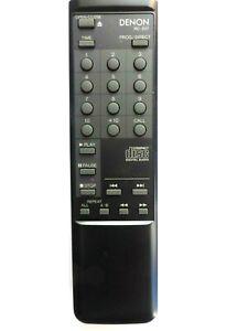 DENON CD PLAYER REMOTE CONTROL RC-207 for DCD610