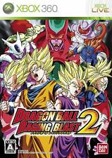 Dragon Ball Raging Blast 2 360 Bandai Microsoft Xbox 360 From Japan
