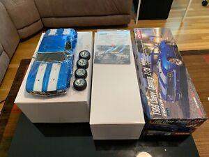 Kyosho Fazer MK2 Camaro Z28 body set and wheels NEW 1/10 RC Drift touring FZ02