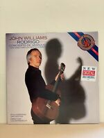 "John Williams  Rodrigo Concierto De Aranjuez Vinyl LP 12"" 1984 (LP318)"