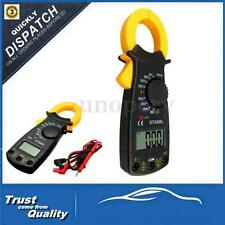 Digital LCD Electronic AC&DC Clamp Meter Multimeter Current Volt Tester DT3266L