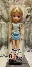 "Doll Moxie Girlz New Avery Be True! 10"" Ready for School in Blue Top & Skirt"
