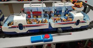 Playmobil Eisenbahn 4016 RC Train Zug