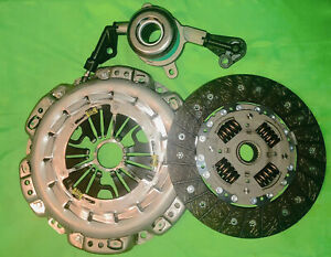 2006-2007 Mercedes-Benz C350 3.5L  OEM Clutch,Pressure Plate,Slave Cylinder Kit