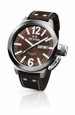 TW Steel Herren Uhr TW CE1009 Canteen Ceo braun Männer Armbanduhr