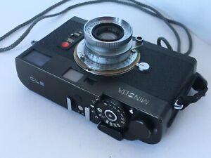 Minolta CLE Rangefinder (Leica CL successor)