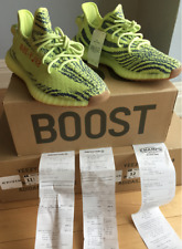 Yeezy Boost 350 V2 Semi Frozen Yellow. UK Size 10.5