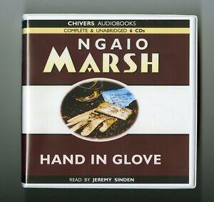Hand in Glove: Ngaio Marsh - Unabridged Audio Book - 6CDs - Chivers