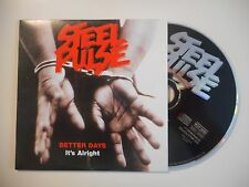 STEEL PULSE : BETTER DAYS [ CD SINGLE ]