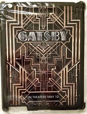 The Great Gatsby Apple iPad case black iPad2 iPad3 iPad4 Leonardo DiCaprio