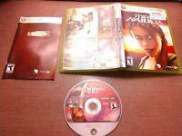 Microsoft Xbox 360 CIB Complete Tested Lara Croft Tomb Raider Legend Ships Fast