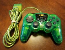 Playstation 1 Mad Catz Dual Force Analog Controller Tested