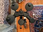 Simmons SD100 electric drum set - Used and missing one foot pedal
