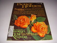 BETTER HOMES AND GARDENS Magazine, March, 1971, Seafood Recipes, Sewing!
