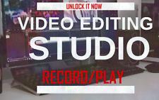 PROFESSIONAL VIDEO EDITING SOFTWARE WINDOWS 7 8 10  64 BIT + MAC