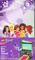 Lego friends Spielfigurenkoffer 853441 Show Mode Glitzer Minifiguren Neu und OVP