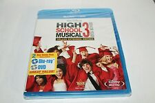 High School Musical 3 Senior Year Blu ray Disc 2009  2 Disc Set Deluxe Extended