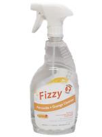 Fizzy Peroxide + Orange Cleaner, RTU - Quart (Case of 12)