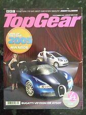 TOP GEAR MAGAZINE JAN-2006 - Audi RS4, Range Rover Sport, Ferrari F430, Gallardo