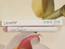 100% Authentic ColourPop Sheer Lippie Stix - Croquet - BNIB