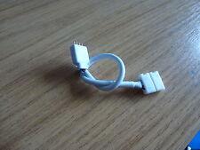 5x Led 4 Pin Conector de cable para ajustar en recto conector para Rgb 5050 Led