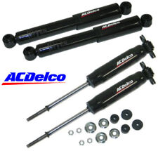 1963-82 Corvette Delco Premium Shocks Set Front/Rear GM