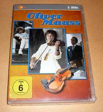 DVD Oliver Maass - TV-Serie 1986 ZDF - Thomas Gottschalk - Hans Clarin Neu OVP