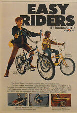 "1970 Roadmaster/AMF""Flying Wedge""Aerobee Renegade""Bicycle Boys~Kids Bike AD"