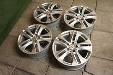 "Genuine Mercedes E Class W212 17"" Alloy wheels 5x112 Winter C Class W204 Rims"