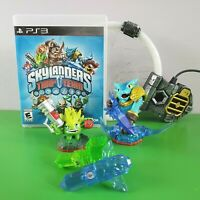 Skylanders TRAP TEAM PS3 Game Disk, Portal, FOOD FIGHT, SNAP SHOT, & TRAPS!
