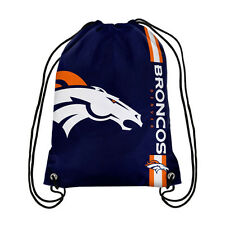 Denver Broncos NFL Drawstring BackPack - SackPack ~ NEW!