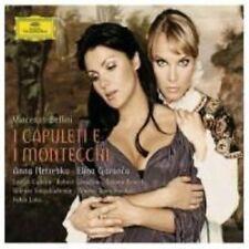 Bellini I Capuleti E I Montecchi Anna Netrebko Elina Garanca 2 CD 028947780311