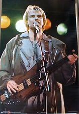 Rare Sting The Police 1979 Vintage Original Music Poster