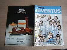 RIVISTA=HURRA JUVENTUS=N°12 1976=MANCHESTER U.-JUVENTUS=SHAKTER DONETZ