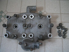 87 Yamaha Exciter 570 Snowmobile Cylinder Head 88 89 90 Vintage