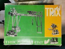 Trix Assistent Metallbaukasten 58 5006 00 Dachbodenfund