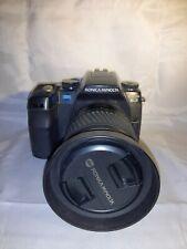 Konica Minolta Maxxum 5D Digital SLR Camera Body w/ 18-70mm lens tested