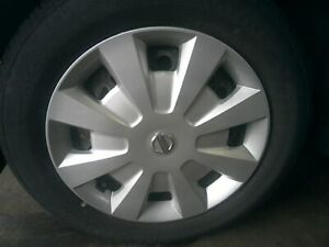Silver Wheel Covers 15'' Cap Hub For Nissan Tiida