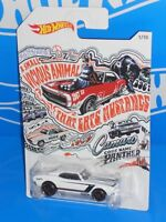 Hot Wheels 2018 50th Anniversary Camaro Series #1 '67 Camaro White