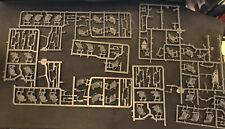 40 ratas Clan Skaven-En SPRUE-Isla de Sangre Skaven Warhammer Fantasy aos